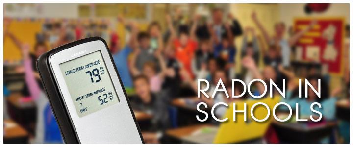 Radon-in-Schools